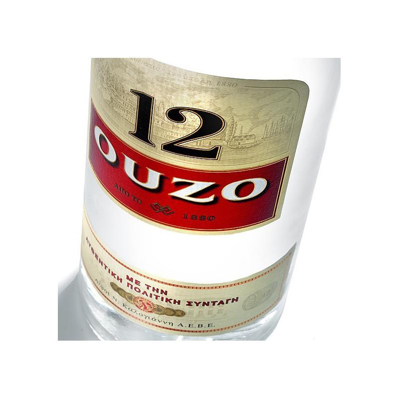 Ouzo 12 - 70 CL
