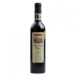 Vin mavrodaphne vin doux naturel grec de dessert cépage mavrodafni