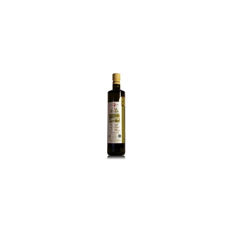 Huile d`olive biologique de Crète AGIA TRIADA   - 750 ML