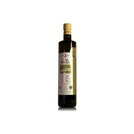 Huile d'olive vierge extra  biologique - Monastère AGIA TRIADA - 750 ml