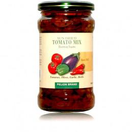 tomate sèche en salade SAPOUNAS - 300 g net égoutté