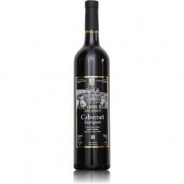Vin rouge de Crète monastère AGIA TRIADA cépage Cabernet AOP Chania