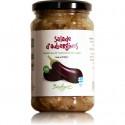 Salade bio d'aubergines BIO AGROS - 330 g