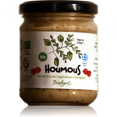 Houmous grec biologique BIO AGROS - 200 g