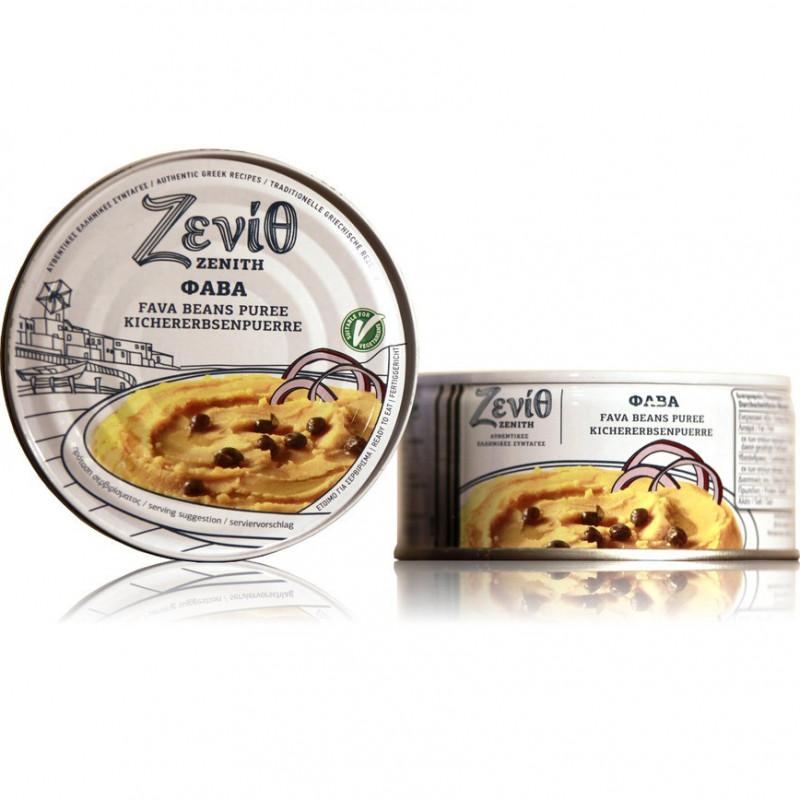 Fava purée grecque de fève ZENITH - 280 g