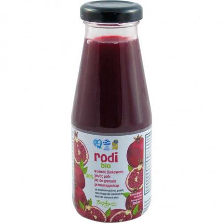Jus de grenade biologique BIO AGROS - 200 ml