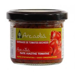 Pâte biologique de tomates séchées au cumin ARCADIA - 100 g