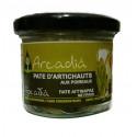 Caviar d'artichaut aux poireaux - ARCADIA - 100 g