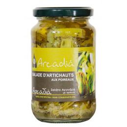 Salade d'artichauts aux poireaux ARCADIA - 225 g