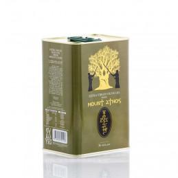 Huile d'olive vierge extra du Mont Athos - MONOXYLITIS  - Bidon 3 litres