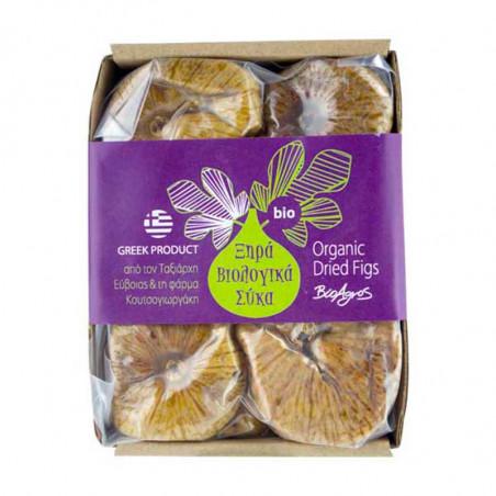 Figues blanches d'Evia biologiques BIO AGROS - sachet 250 g