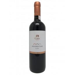 Vin rouge grec Agiorgitiko...
