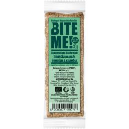 Pasteli grec bio noix et miel barre énergétique sans sucre sans gluten