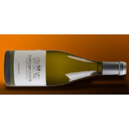 """vin blanc grec """"les dons de Dionysos"""" IGP Achaia domaine Parparoussis bouteille 75 cl"""