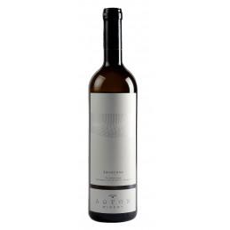 vin blanc grec sec IGP Attiki domaine Aoton cépage  Savatiano élégant
