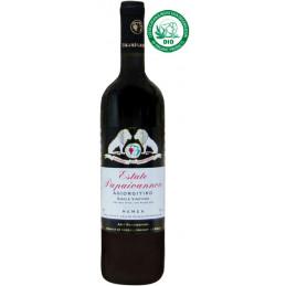 Vin rouge grec biologique IGP Néméa cépage grec Agiorgitiko Papaïoannou