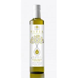 Huile d'olive vierge extra crétoise primeure SAVIDAKIS AOP Lassithi Kriti  Crète extraite à froid non filtrée fruité vert