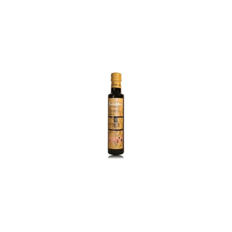 VINAIGRE de vin crétois méthode balsamique AGIA TRIADA - 250 ML