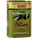 "olives ""KALAMATA"" SAPOUNAS à l'huile d'olive - 500 gr"